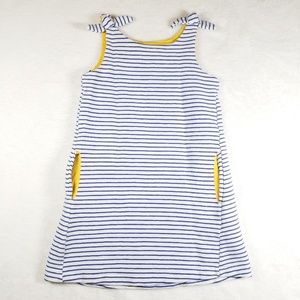 Zara Striped Dress Girl Size 6